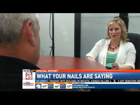 What Your Nails Are Saying About Your Health