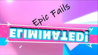 Epic Fails in Fall Guys