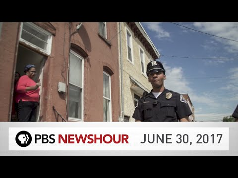 PBS NewsHour full episode June 30, 2017