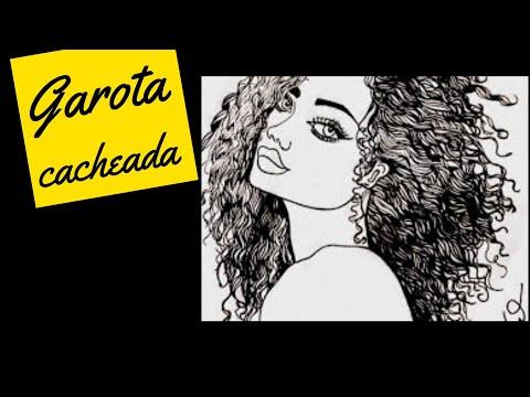 Como Desenhar Garota Tumblr Cacheada How To Draw Tumblr Girl