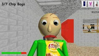 Baldi Loves Chips Remastered Classic - Baldi's basics 1.3.2 decompiled mod