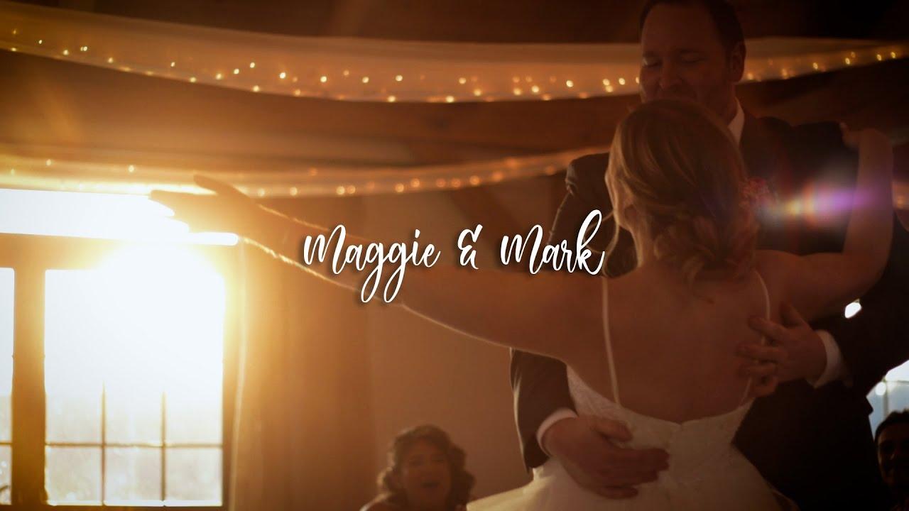 Mark & Maggie Wedding Highlight Teaser | Fox Meadow Barn | Winchester, VA