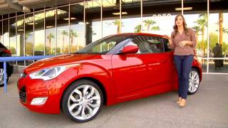 2012 Hyundai Veloster Review Hyundai of Tempe