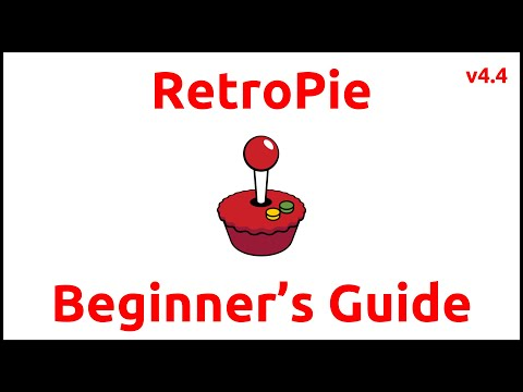 RetroPie 4.4. First Installation. A Beginner's Guide To Setting Up RetroPie On A Raspberry Pi