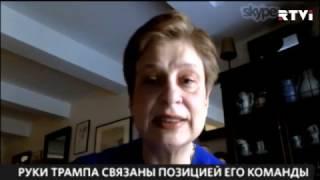 Нина Хрущёва  логика Трампа — показать всем «Кузькину мать»