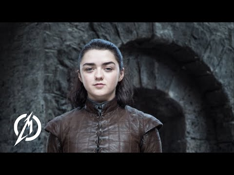 "Arya Stark Kills, To Metallica's ""No Leaf Clover"""