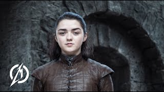 Arya Stark Kills, to Metallica\'s \