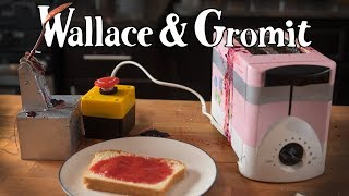 Download Wallace and Gromit: Jam Launcher (ft. Binging with Babish) Mp3 and Videos