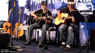 PTIT Guitar Club - Mua he da qua - La Isla Bonita (Guitar)