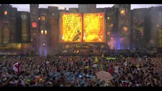 Ingrosso & Alesso - Calling (Lose My Mind) ft. Ryan Tedder | Played live @ Tomorrowland 2012