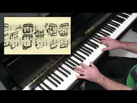 Chopin Etude Op.10 No.3 - Tutorial - Paul Barton, piano