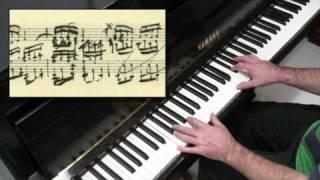 Chopin Etude Op.10 No.3 - Tutorial - Paul Barton, piano