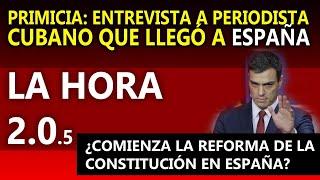 LA HORA RELOADED. 2.0.5 - CUBA EXISTE, CABALLEROS.