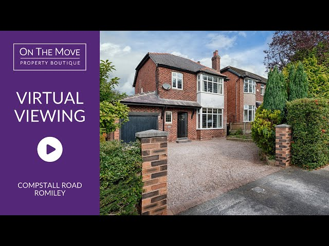 Compstall Road, Romiley | Video Tour