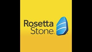 Rosetta Stone Language Learning Immersion