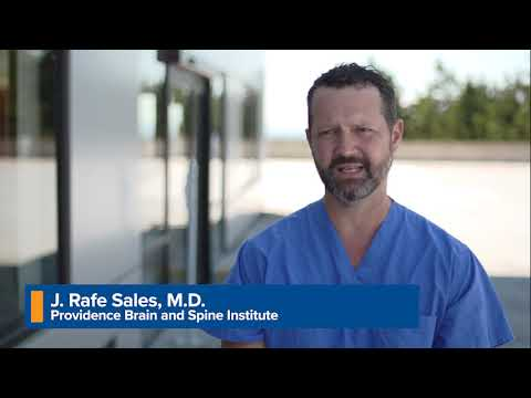 Providence Wellness Watch KGW Aug 2020 60 Spine Surgery – Dr. Sales