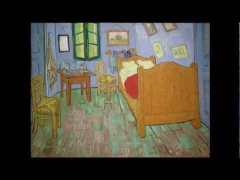 Van Gogh, The Bedroom