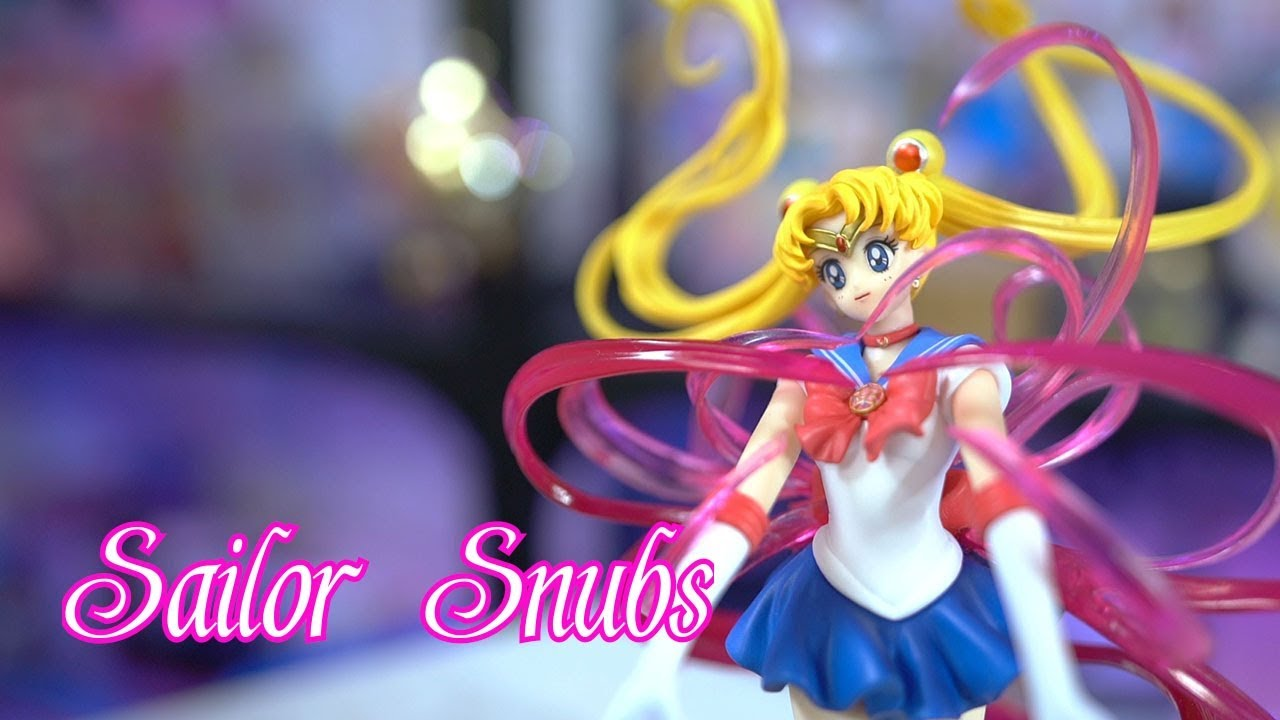 Sailor Moon Figuarts Zero Chouette Sailor Moon Crystal Power Make Up