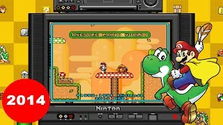 Awesome Mario World!   Hack of Super Mario World (2014)