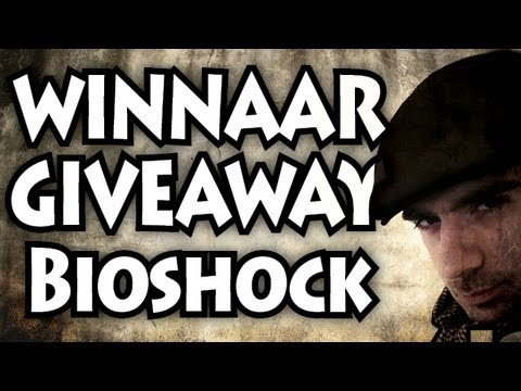 Give away uitslag en de winnaar is youtube