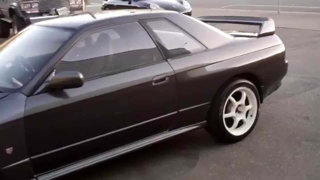 1989 nissan skyline r32 gtr for sale youtube 1989 nissan skyline r32 gtr for sale vanachro Gallery