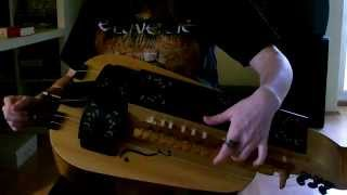 Eluveitie - Thousandfold (hurdy gurdy cover)