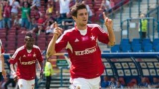 Semir Štilić - All goals for Wisła 2013/2014 by naxoo