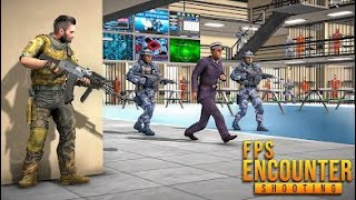 FPS Encounter Shooting 2020: New Shooting Games Android Gameplay screenshot 4