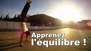 Comment faire l'Équilibre, l'Arbre Droit ou l'ATR très facilement ! 1/2 (Handstand)
