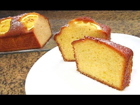 Rico pound cake bizcocho o queque funnycat tv for Bizcocho de yogur de limon esponjoso facil