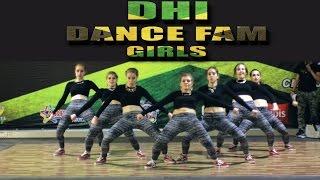 DANCEHALL INTERNATIONAL (SAMARA) - DANCE FAM GIRLS