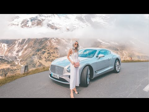 DRIVING THE NEW BENTLEY THROUGH THE ALPS TO VENICE  | VLOG 98