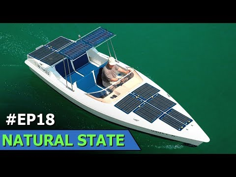 Solar Boats | Organic Food And Wine | Swine Fever | Natural State | Episode 18