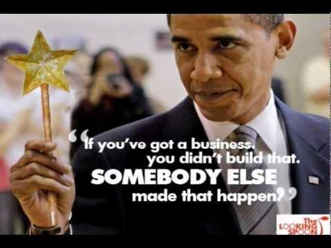 Barack Obama Quotif You39ve Got A Business You Didn39t Build