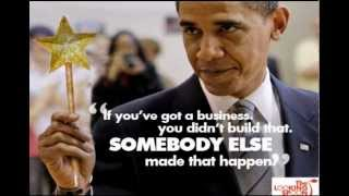 "Barack Obama: ""if You've Got A Business, You Didn't Build That"" - The Jesse Lee Peterson Radio Show"
