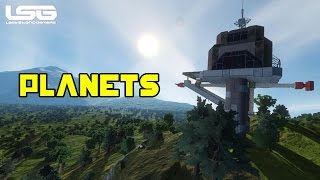 Space Engineers - Planets Have Arrived (Update)