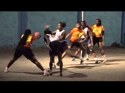 San Fernando Netball League competition, July 25, 2015 - Trinidad & Tobago