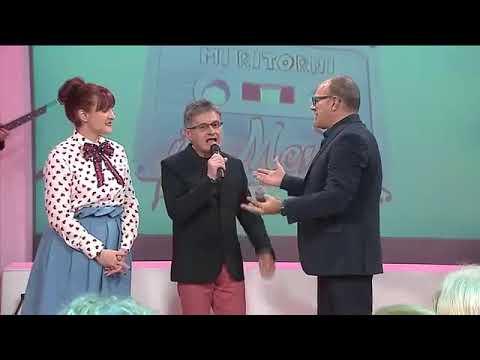 MORENO FRUZZETTI  / Mi Ritorni in Mente - TV show from Pistoia, Italy 2018