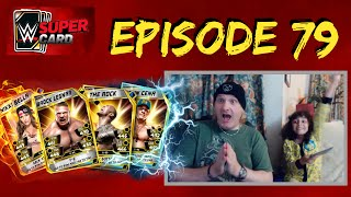 WWE SuperCard #79 - Season 2 Preview & Survivor Fusion Chamber