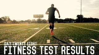 Results Day | The Pre-Preseason Training Program | Day 28