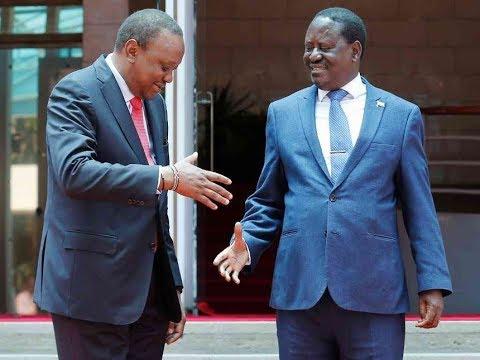 , 'Handshake Was Just a Way of Taming Raila' – Narok MP