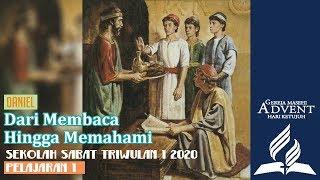 Sekolah Sabat Dewasa Triwulan 1 2020 Pelajaran 1 Dari Membaca Hingga Memahami (ASI)