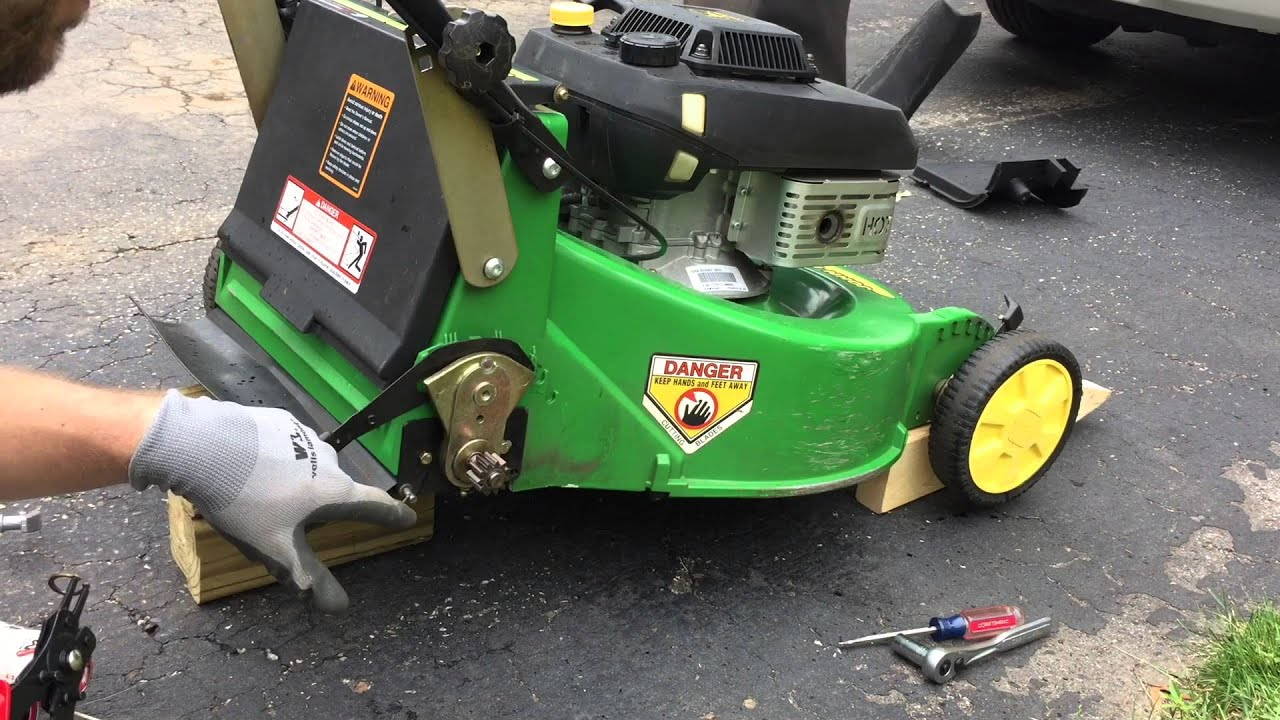 maxresdefault john deere jx75 lawn mower transmission removal youtube