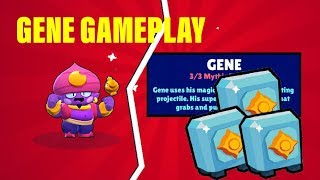 Gene has just released and we unlocked and maxed him out! Enjoy! JO...
