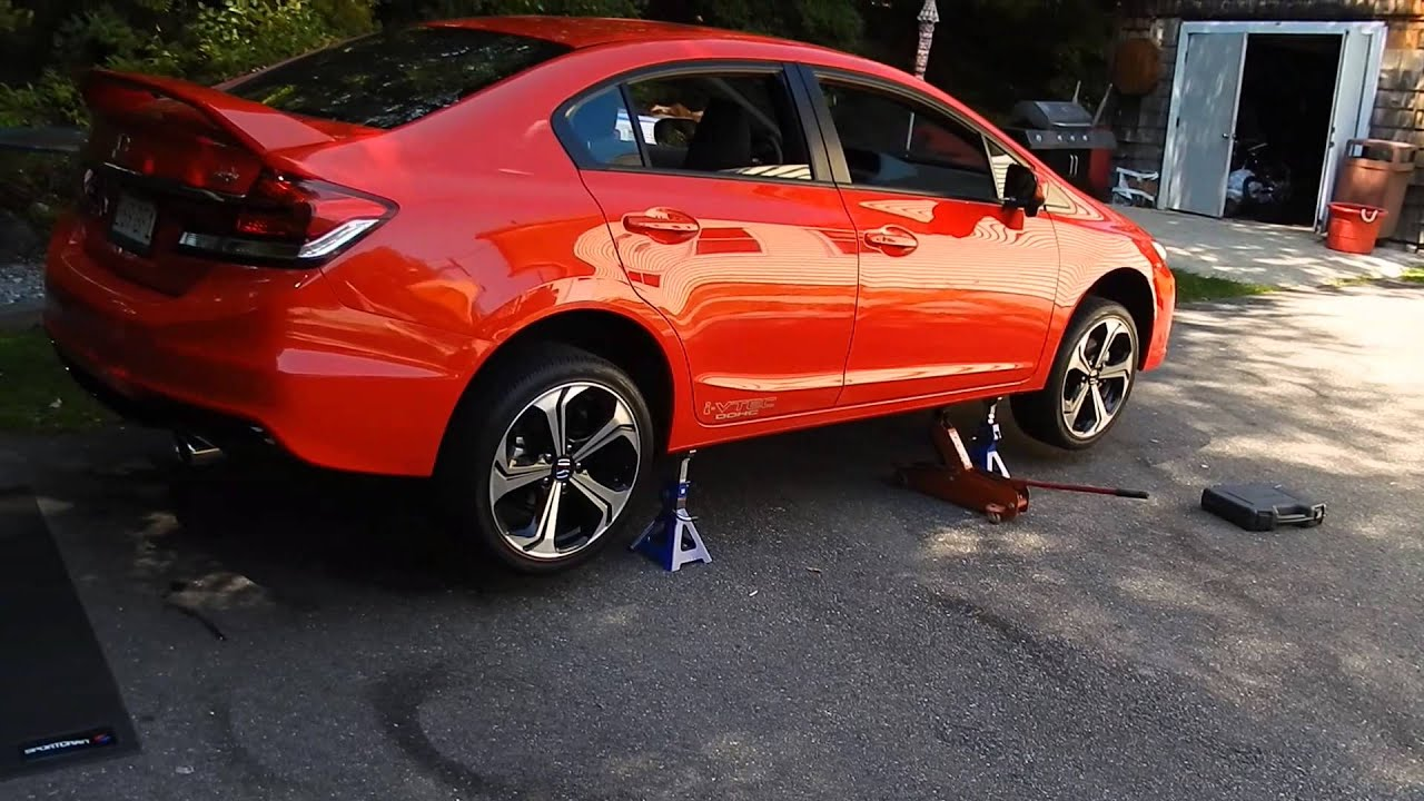 2014 honda civic si the journey of mods youtube