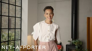 The Summer in the City Fashion Challenge with Phoebe Collings-James | NET-A-PORTER