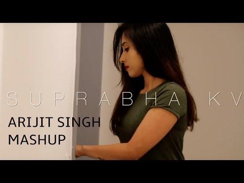 Arijit Singh Mashup | Mirchi Awards | Suprabha KV thumbnail