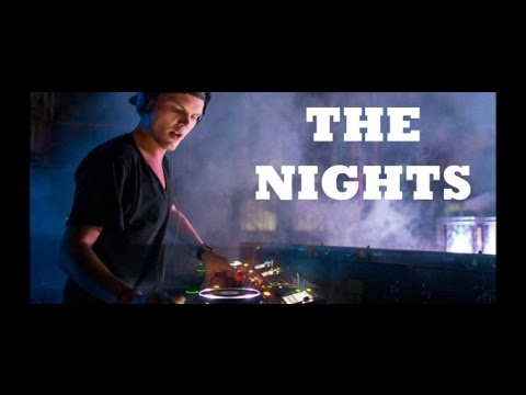 Avicii The Nights Instrumental FLP+MP3+MIDI