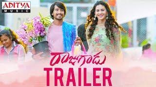 Rajugadu Trailer | Rajugadu Movie | Raj Tarun, Amyra Dastur| GopiSundar | Sanjana Reddy