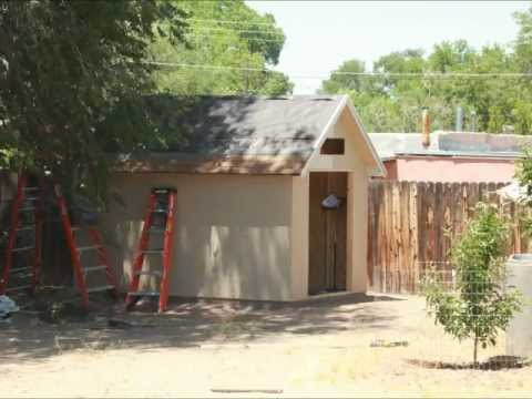 Garden Sheds Costco building a costco shed kit - youtube